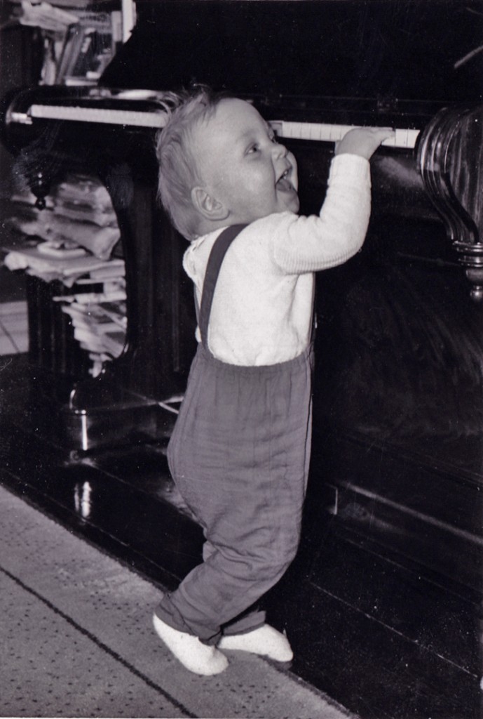 Svend og klaver 1961