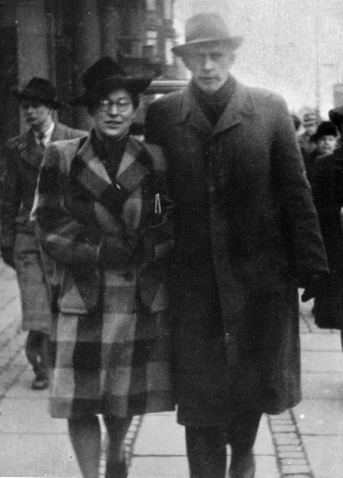 Inger og Peter Seegert