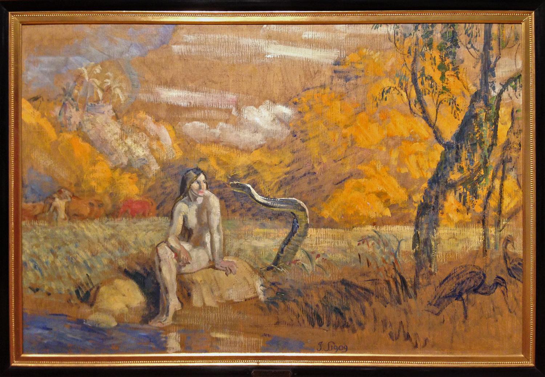 Eva og Slangen